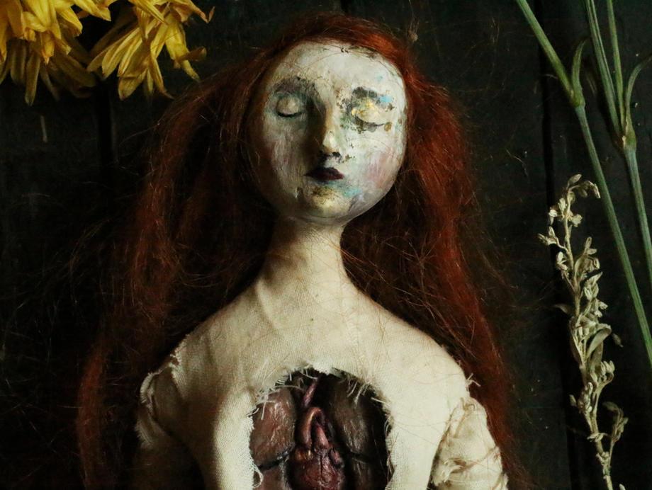 Cordelia, Anatomica