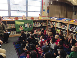 Cypress Park Elementary Book Signing