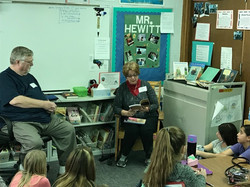Author Visit Keith Elementary 4