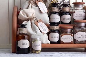 natural medicine - homeopathy