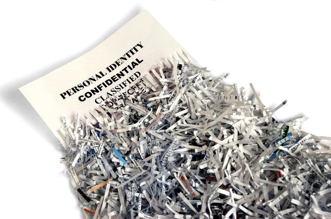 Webb Financial Group's Shred Event