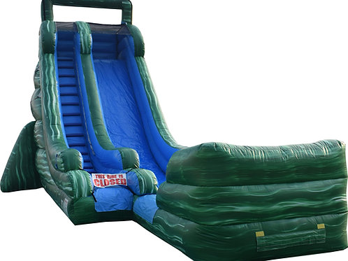 22FT GREEN MONSTER (Excellent for Children,Teenagers and ADULTS)