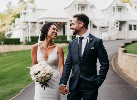 Real Wedding - Michael & Marisa 26.4.2019