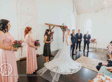 Where does a celebrant stand?