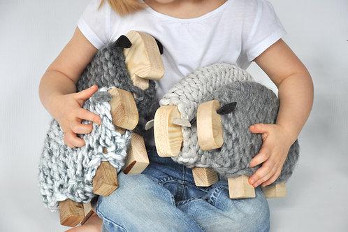 Merino - australijska owieczka - duża