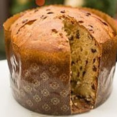Panettone loaf