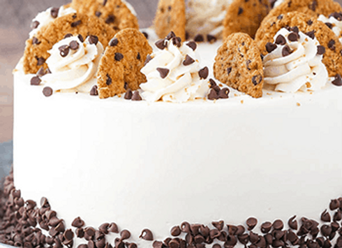 Cookie and Milk Cake 6 inch