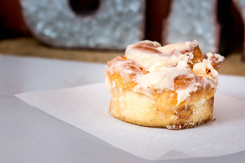 Cinnamon Roll Take and Bake