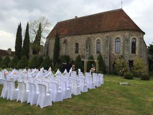 Le prieuré de Vernelle