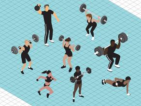 Diversidade de corpos no CrossFit