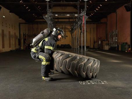 O Crossfit na vida e rotina dos bombeiros
