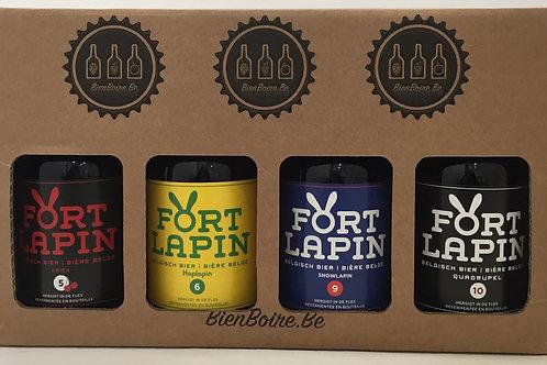 Box Fort Lapin
