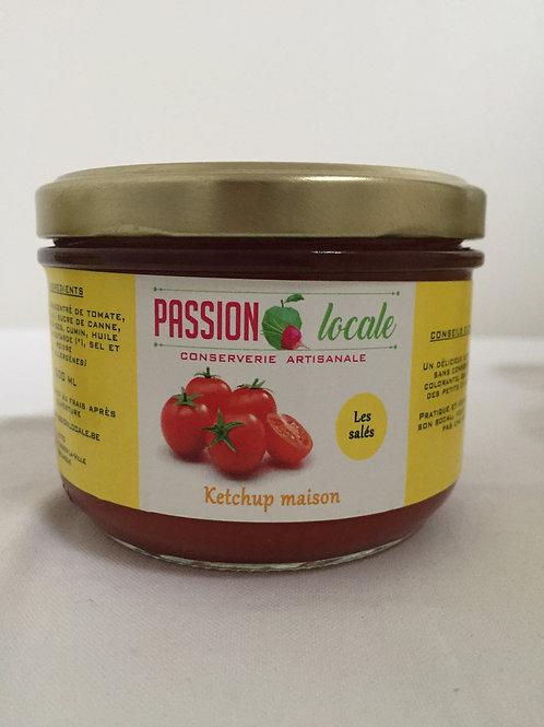 Ketchup BIO 250ml (Passion locale)