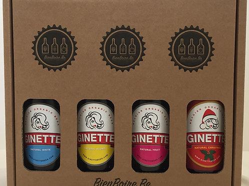 Box Ginette 4x33cl