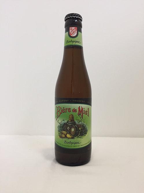 Dupont Bière de miel Bio 33cl