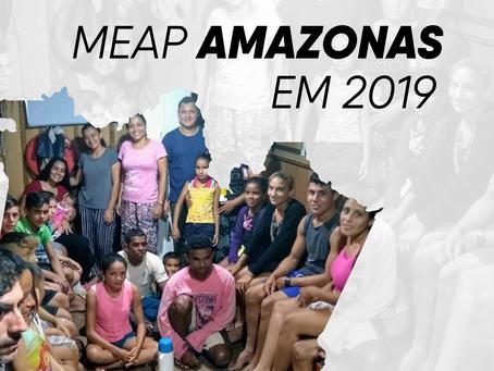 MEAP Amazonas em 2019