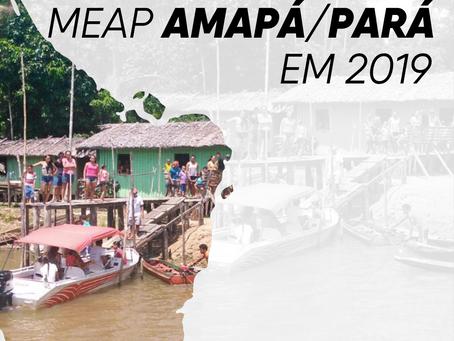 MEAP Amapá/Pará em 2019