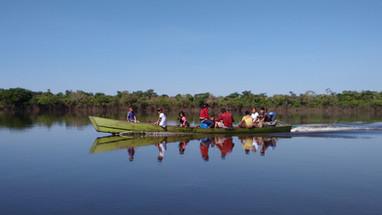 Canoas para o Rio Purus