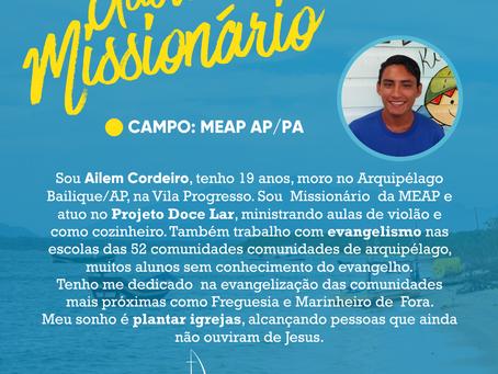 Adoção Missionária