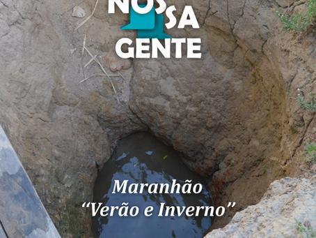 Verão e inverno no Maranhão