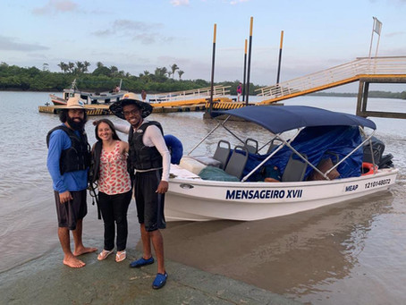 Provisão de Deus no Maranhão