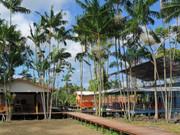 Casas Flutuantes e palafitas