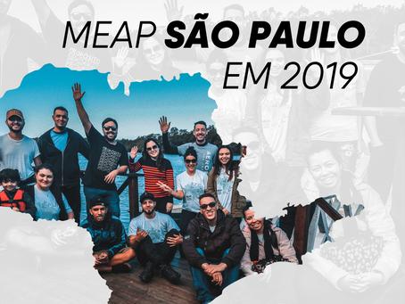MEAP São Paulo em 2019