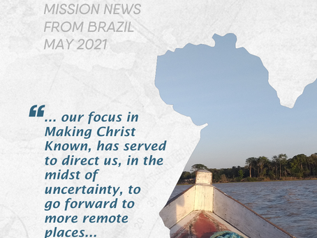 Mission News From Brazil