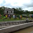 Ribeirinhos na Amazônia