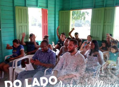 Igreja inaugurada em Bailique. Treinamento e ações de saúde em Afuá.