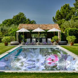Submerged Garden Mosaic