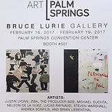 Come join me at #artpalmsprings this wee