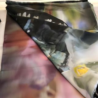 Silk Pillow Cases, hidden zipper -varied