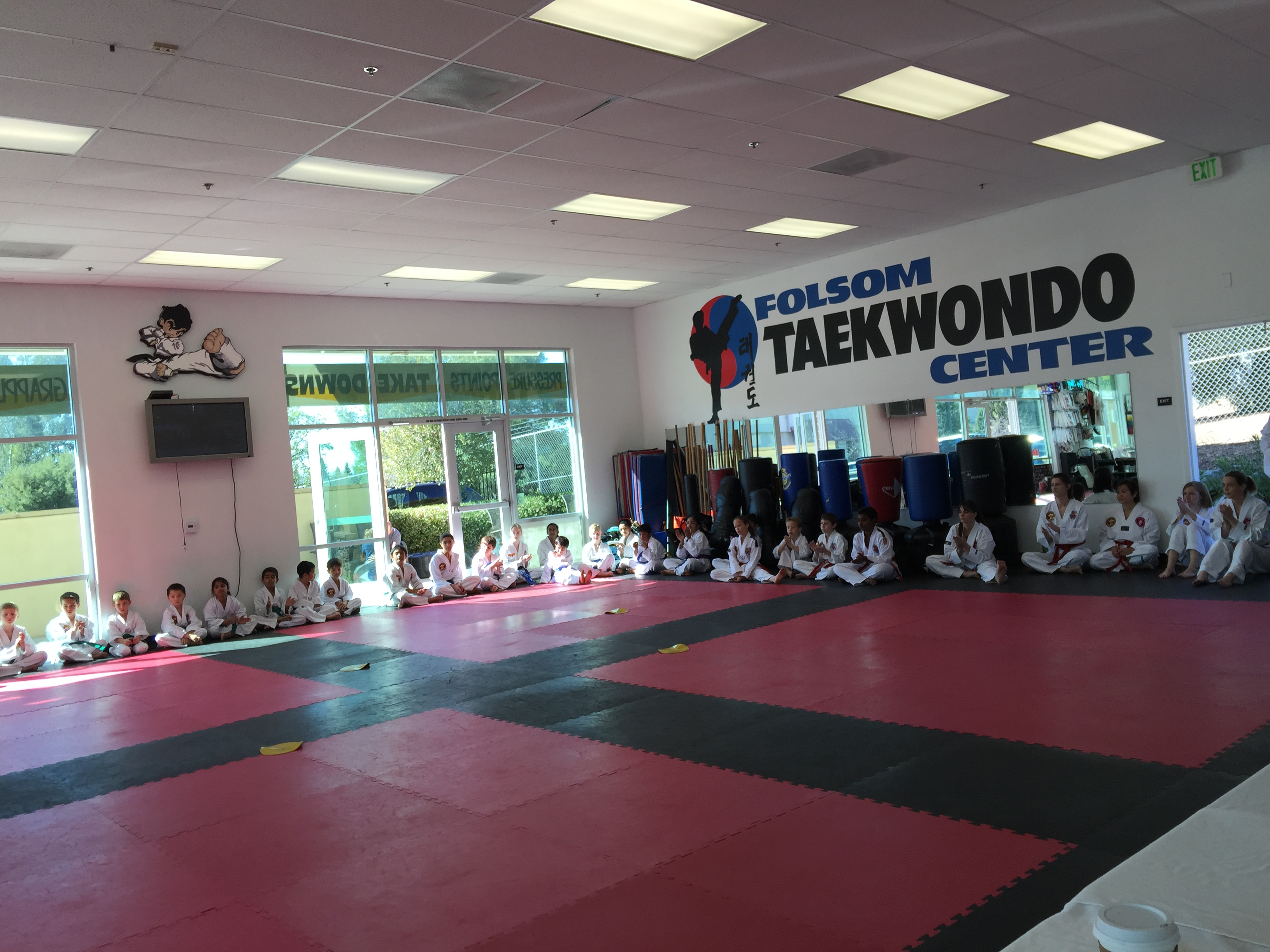 Copyright Folsom Taekwondo