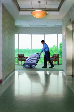 What is a carpet maintenance program?