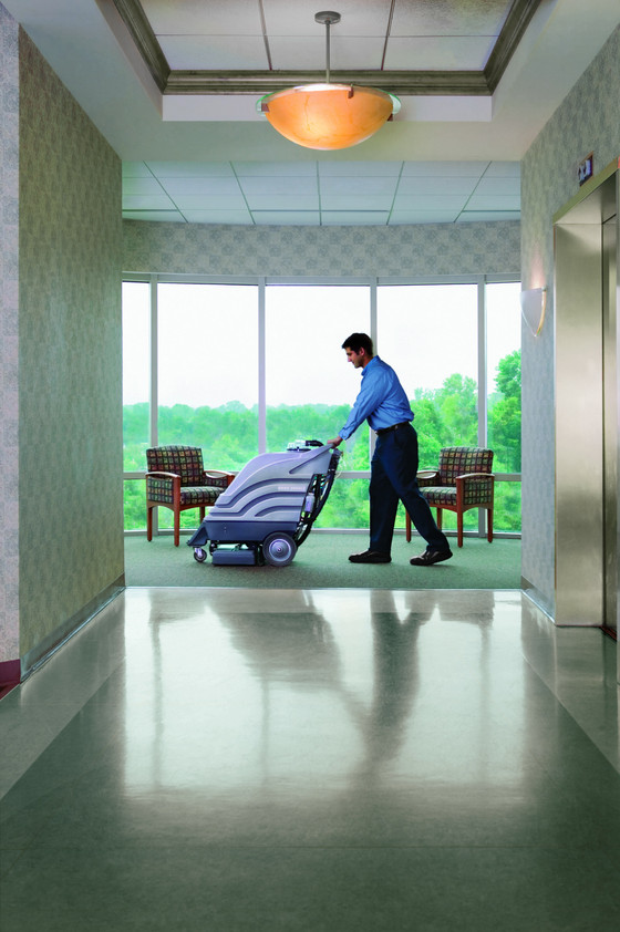 What is a carpet maintenance program?