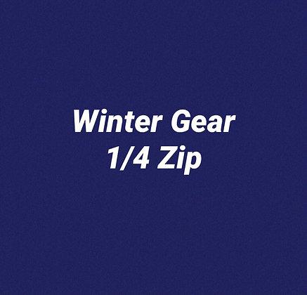 ENHS Winter Gear 1/4 Zip Sweatshirt
