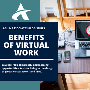Benefits of Virtual Work