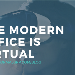 The Modern Office is Virtual