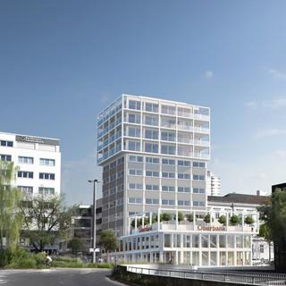 Rendering Ortner & Ortner Baukunst