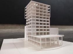 Modell BS Eins_Turm