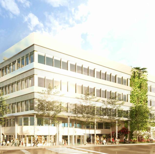 Rendering Architekturbüro Stögmüller