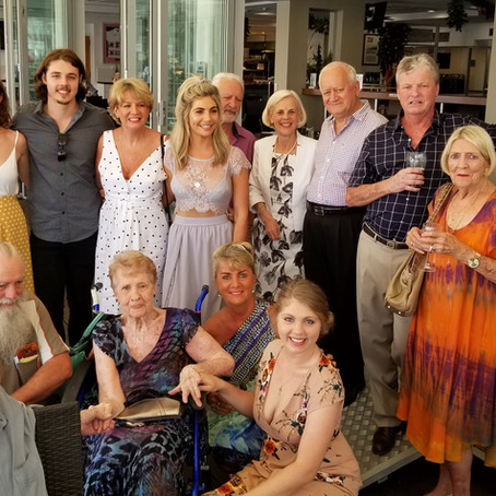 11-26 thru 12-14 2018 A Family Reunion in Australia