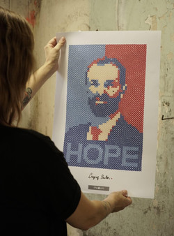 Michael Delafosse Hope