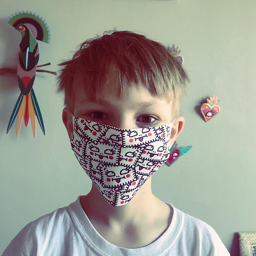 Masques taille enfant