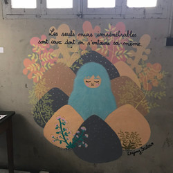 fresque Murum