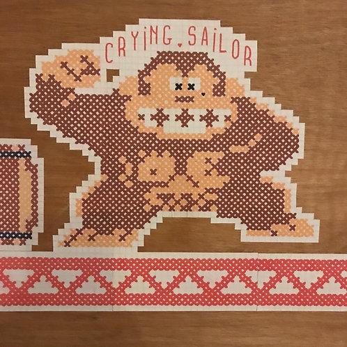 Collage Donkey Kong