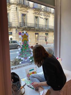 vitrine Atelier Capifrance