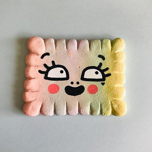 Petit biscuit série licorne