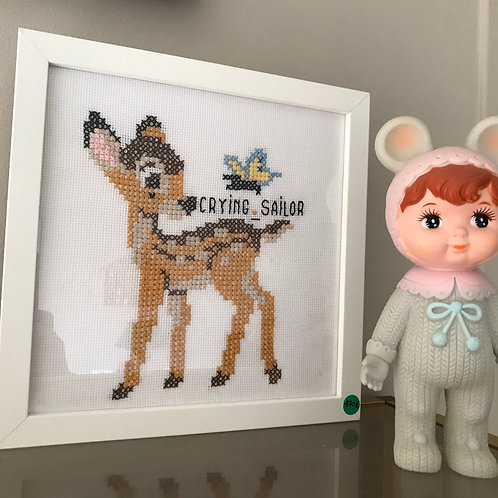 "Broderie ""Bambi"""
